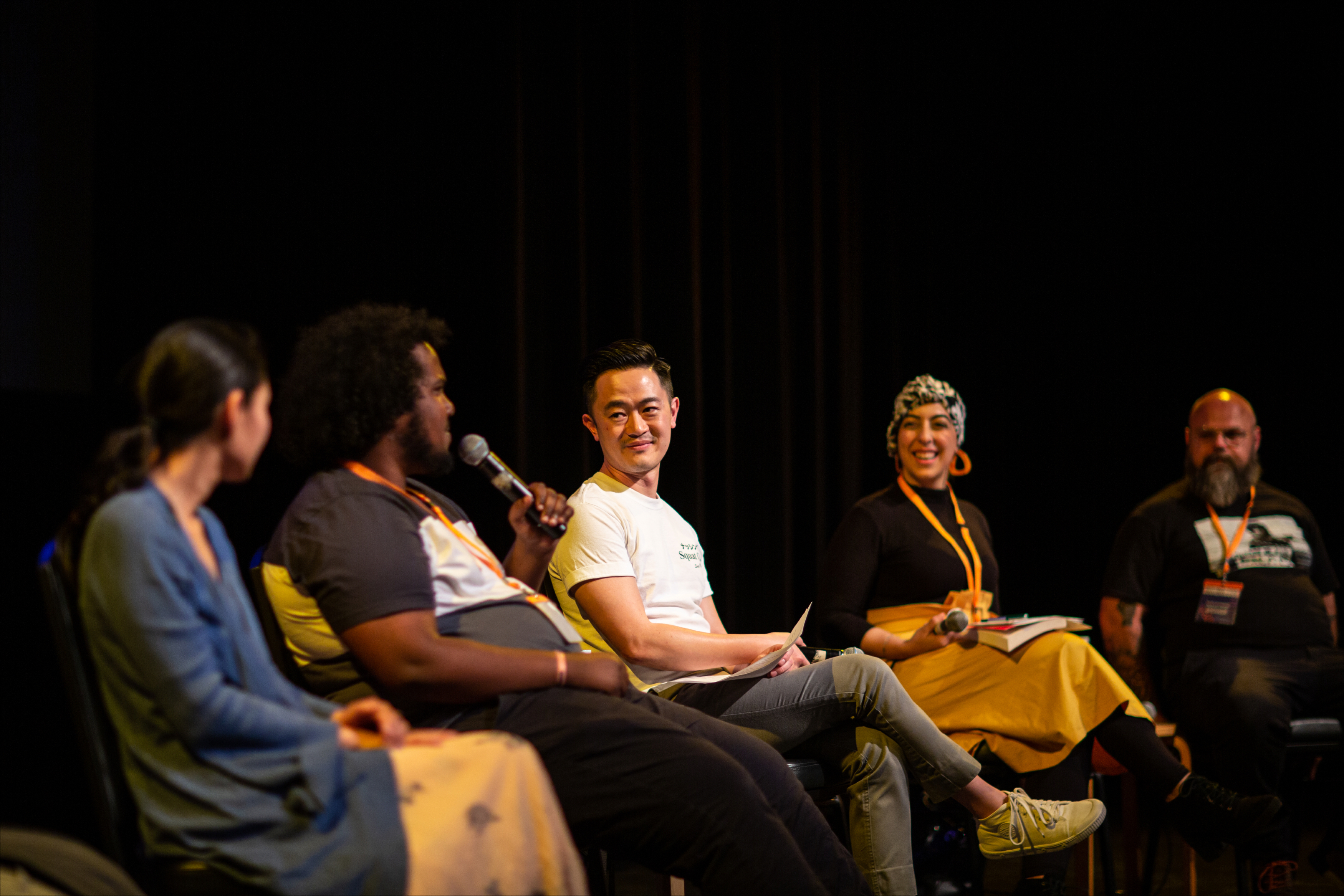Growing Up in Australia with Alice Pung, Ahmed Yussuf, Benjamin Law, Sara Saleh, and Jack Latimore