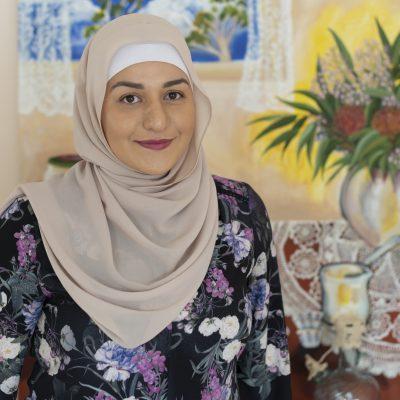 Amani Haydar